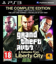 Grand Theft Auto IV & Episodes From Liberty City (The Complete Edition)