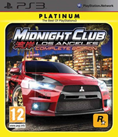 Midnight Club Los Angeles Platinum