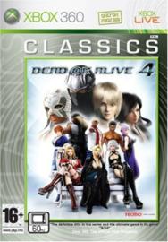 Dead or Alive 4 Classics - Xbox 360