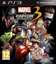Marvel vs. Capcom Fate of Two Worlds - PS3