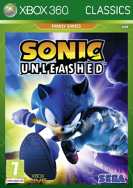 Sonic Unleashed Classics - Xbox 360
