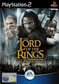 The Lord of The Rings The Two Towers - PS2