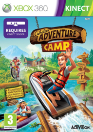 cabela's adventure camp - Xbox 360