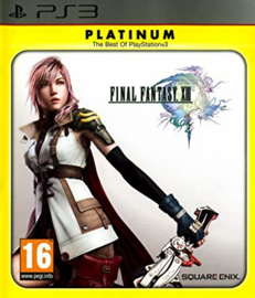 Final Fantasy XIII Platinum - PS3
