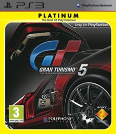 Gran Turismo 5 Platinum - PS3