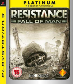 Resistance Fall of Man Platinum - PS3