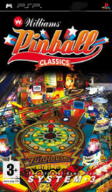 Williams Pinball Classic - PSP