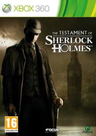 The Testament of Sherlock Holmes - Xbox 360