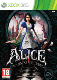 Alice Madness Returns - Xbox 360