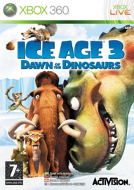 Ice Age 3 Dawn of the Dinosaurs - Xbox 360