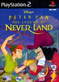 Peter Pan The Legend of Never Land - PS2