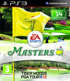 Tiger Woods PGA Tour 12 - PS3