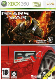 Gears of War & Project Gotham Racing 4 - Xbox 360