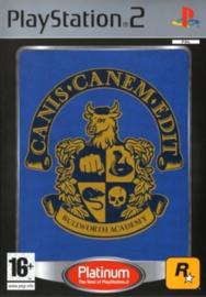 Canis Canem Edit Platinum - PS2
