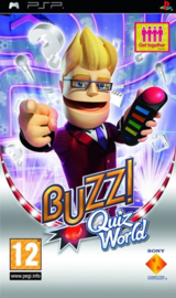 Buzz Quiz World - PSP