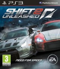 Need for Speed: Shift 2 Unleased - PS3