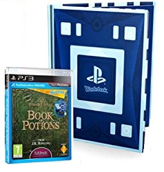 Wonderbook Book of Potions + AR-Book
