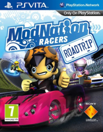 Modnation Racers Roadtrip - PS VITA