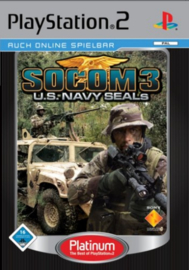 Socom 3 US Navy Seals Platinum