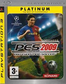 Pes 2009 (Platinum) - PS3