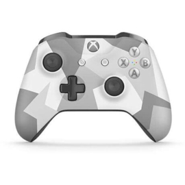 Xbox One S Controller  Winter Forces Special Edition
