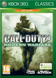 Call of Duty 4 Modern Warfare Classics - Xbox 360