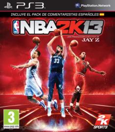 NBA 2K13 - PS3