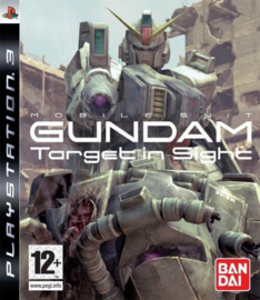 Mobile Suit Gundam Target in Sight - PS3