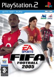 Fifa Football 2005 - PS2
