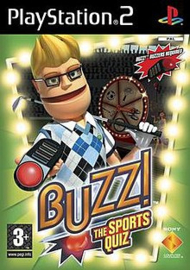 Buzz The Sports Quiz - PS2