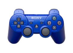 PS3 Controller blauw