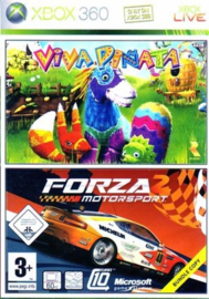 Viva Pinata + Forza Motorsport 2 - Xbox 360