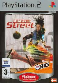 Fifa Street  Platinum - PS2