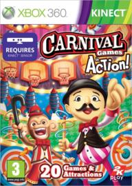 Carnival Games in Beweging - Xbox 360