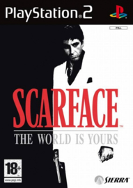 Scarface The World is Yours - PS2