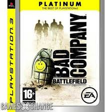 Battlefield Bad Company Platinum - PS3