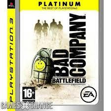 Battlefield Bad Company Platinum - PS3