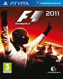 F1 2011 - PS Vita