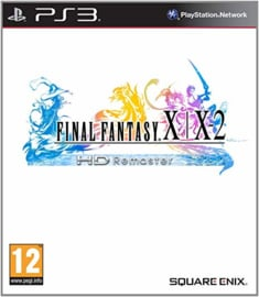 Final Fantasy X/X-2 HD Remaster -PS3