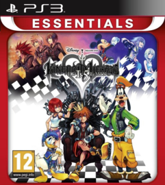 Kingdom Hearts 1.5 Remix  Essentials - PS3