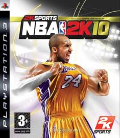 NBA 2K10 - PS3