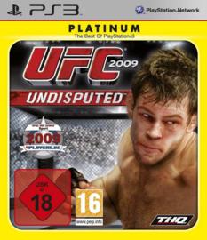 UFC 2009 Undisputed Platinum - PS3