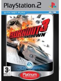 Burnout 3 TakeDown Platinum