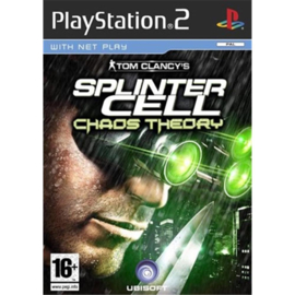 Splinter Cell Chaos Theory - PS2