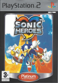 Sonic Heroes Platinum - PS2