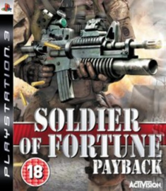 Soldier of Fortune Payback - PS3