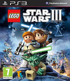 Lego Star Wars The Clone Wars - PS3