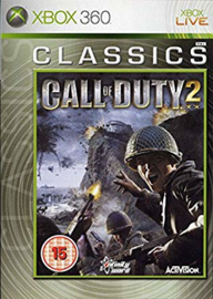 Call of Duty 2 Classics - Xbox 360