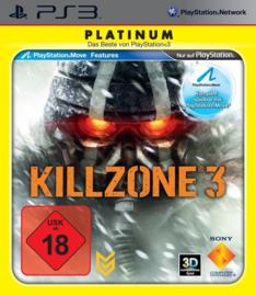 Killzone 3 Platinum - PS3