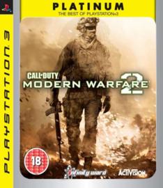 Call of Duty Modern Warfare 2 Platinum - PS3
